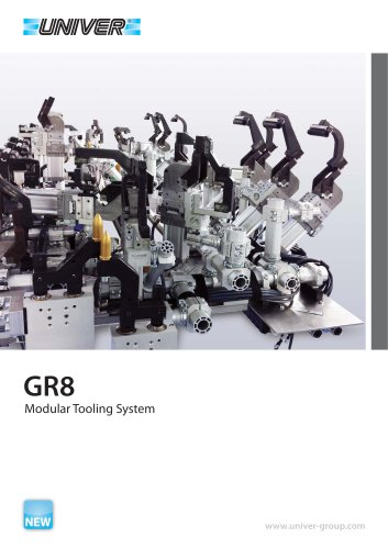 GR8-Modular Tooling System