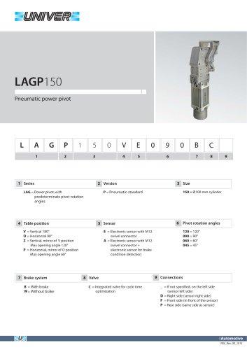 LAGP150_Pneumatic power pivot