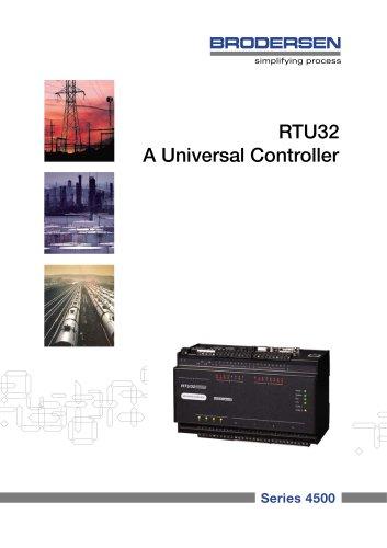 RTU32 Sales Brochure