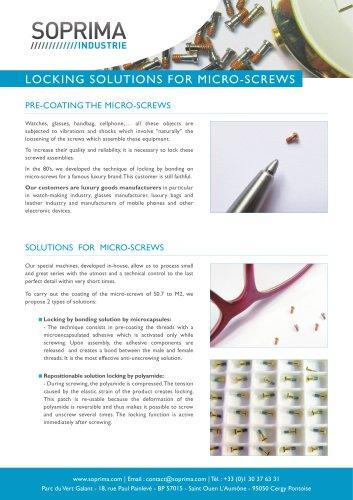 mico-screws