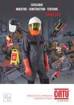 CATU Industrie Construction Tertiaire 2020