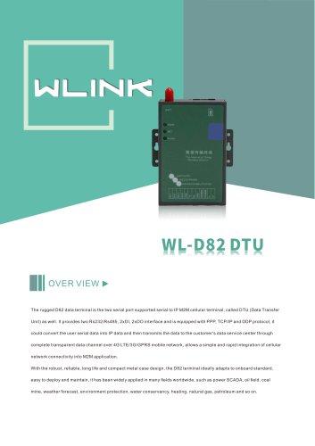WL-D82 DTU