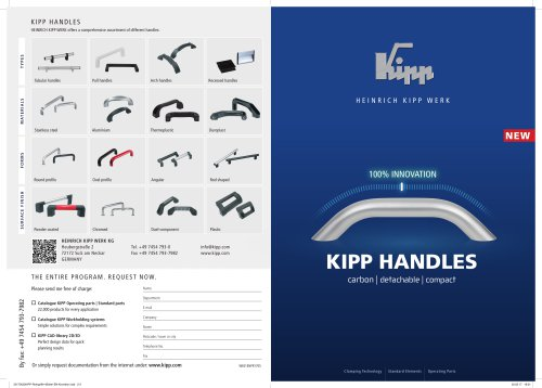 KIPP Handles