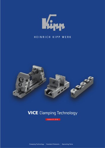 KIPP VICE Clamping Technology