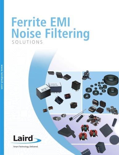 Ferrite EMI Noise Filtering