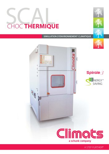 Chocs Thermiques SCAL
