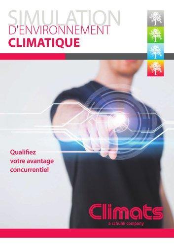 CLIMATS Description Generale