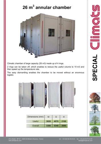 G-type environmental chamber