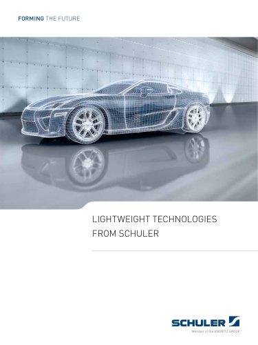 Lightweight technoLogies  from schuler
