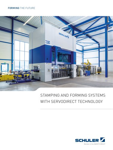 Stamping and cutting systems
