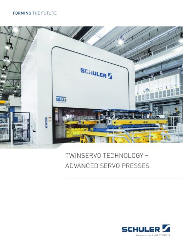 TwinServo Technology ? Advanced servo press es