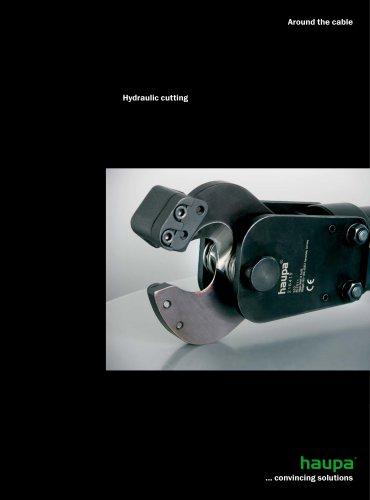Hydraulic cutting