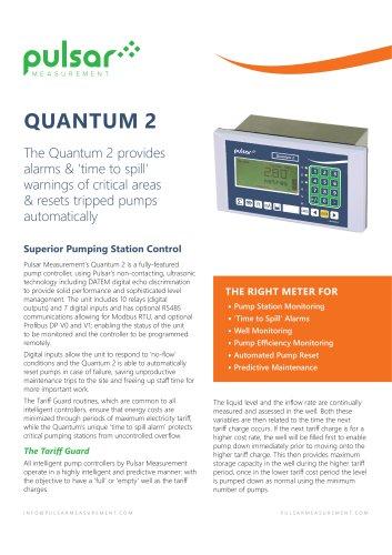 Quantum 2 Sales Brochure