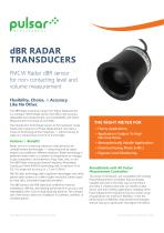 Radar Sensors