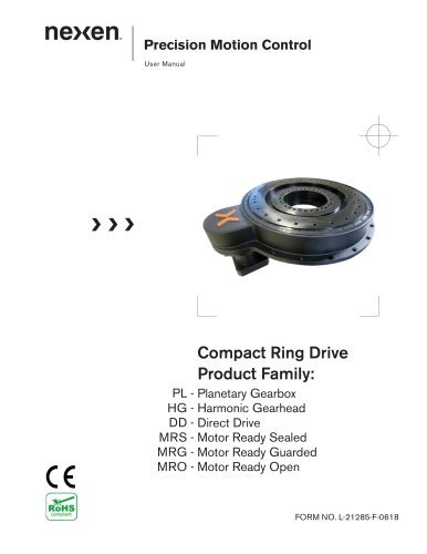 Compact Ring Drive
