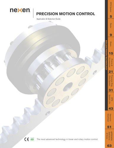 Precision Linear & Rotary Positioner Catalog