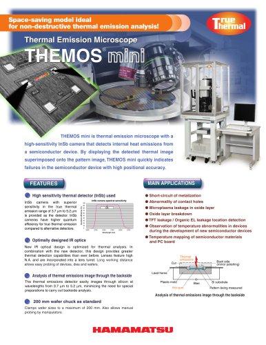 Thermal Emission Microscope  THEMOS mini