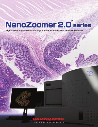 Virtual Slide Scanner  NanoZoomer 2.0-HT