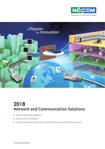 2018 Network and Communication Solution