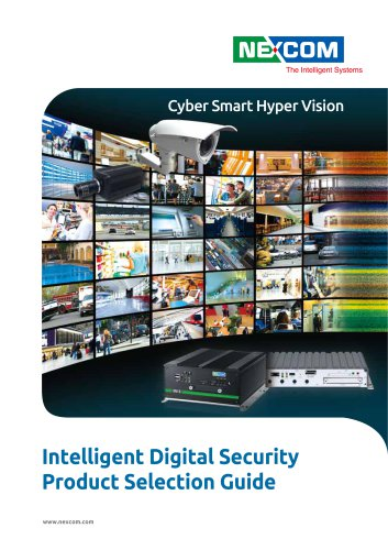 Intelligent Digital Security Product Selection Guide