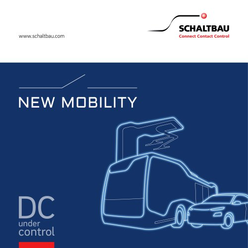 Brochure New Mobility