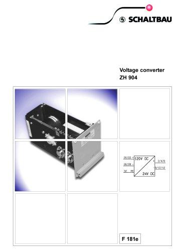 DC/DC Converter ZH904