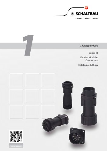 Modular Connectors, M1 and M3 series
