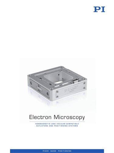 PI Electron Microscopy