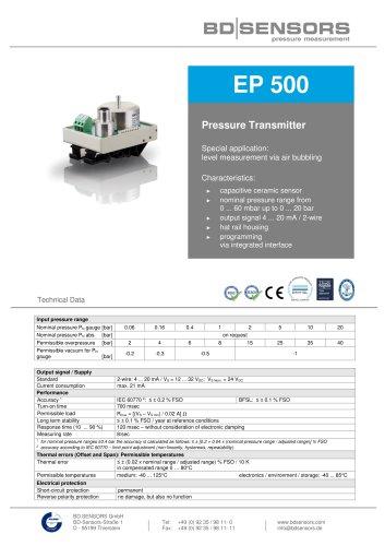 EP 500