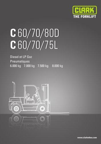 CLARK C60/70/75/80