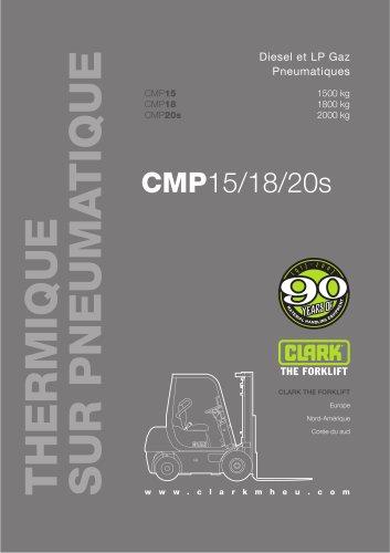 Specification CLARK-CMP15-20s