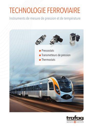 Dispositifs de surveillance de la pression et de la température
