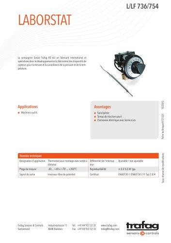Fiche technique L/LF 736/754