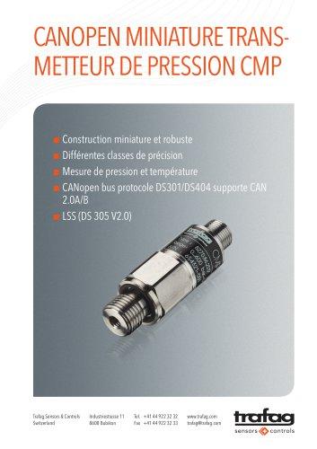 Flyer CMP 8270