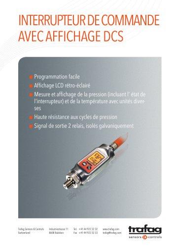 Flyer DCS 8864