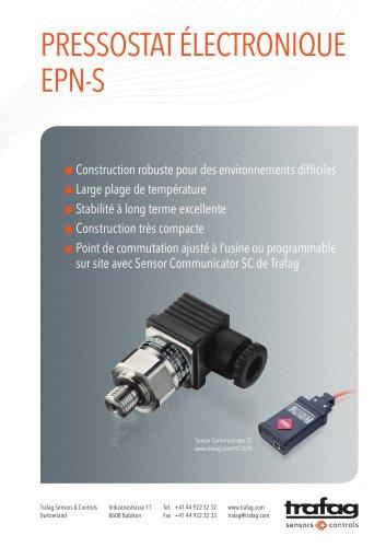 Flyer EPN-S 8320