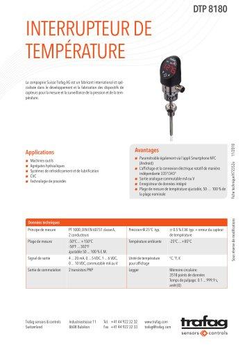 Interrupteur de température