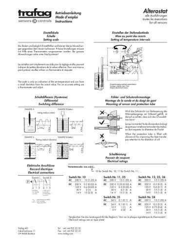 Mode d'emploi M2S 104/114