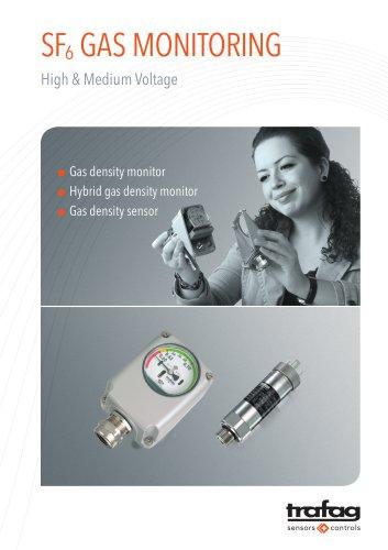 SF6 Gas Density Monitoring