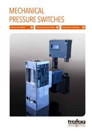 Trafag | Pressostats / Mechanical pressure switches