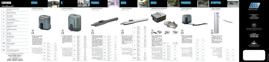 Catalogue RIB 2010 GB-AR