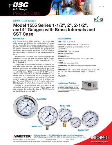 Model 1555 Series 1-1/2