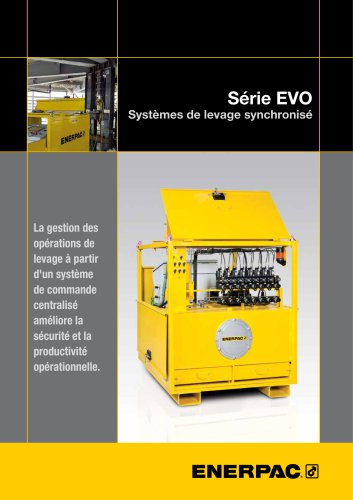 EVO-Series Synchronous Lifting System