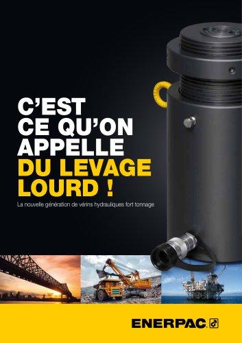 High Tonnage Cylinder