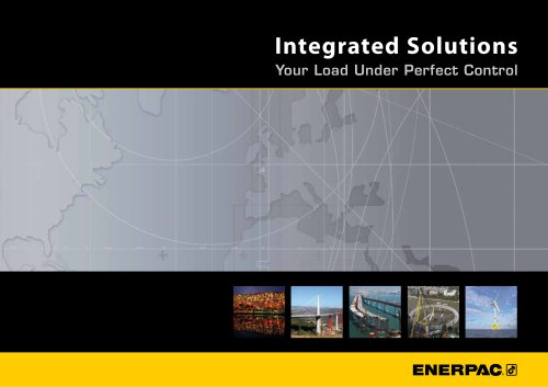 Integrated Solutions Capability