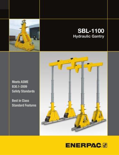 SBL-1100 Hydraulic Gantry