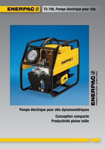 TQ-700, Pompe électrique pour clés