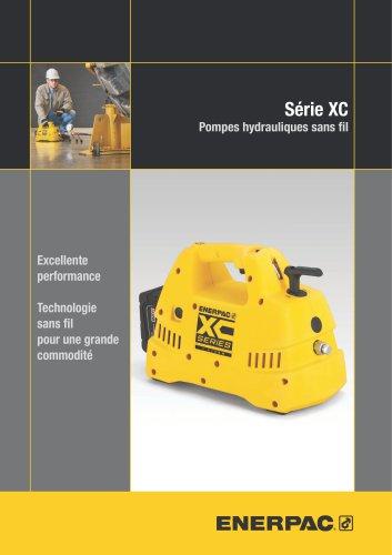 XC-Series Cordless Hydraulic Pump