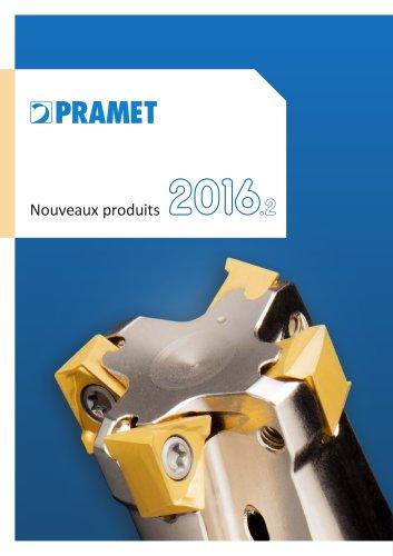 Pramet Nouveaux produits 2016.2
