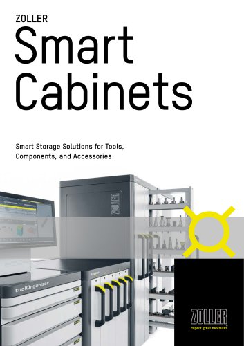 ZOLLER Smart Cabinets